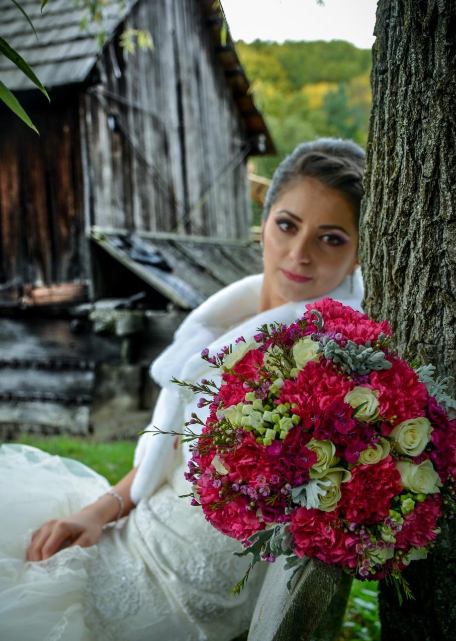 Nunta – florile la nunta ,mea